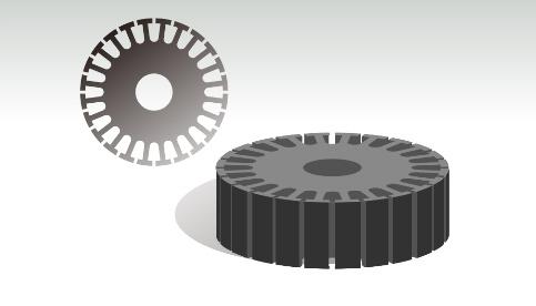 0.1mm矽钢卷